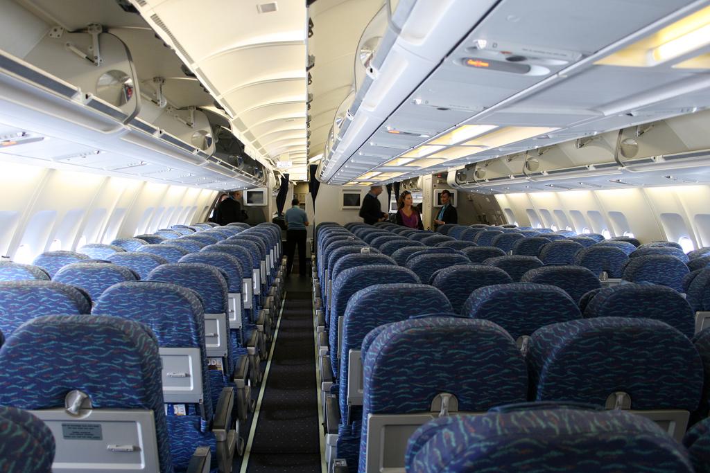 Avis sur le vol xl airways france xlf044 de paris cdg for Airbus a330 xl airways interieur