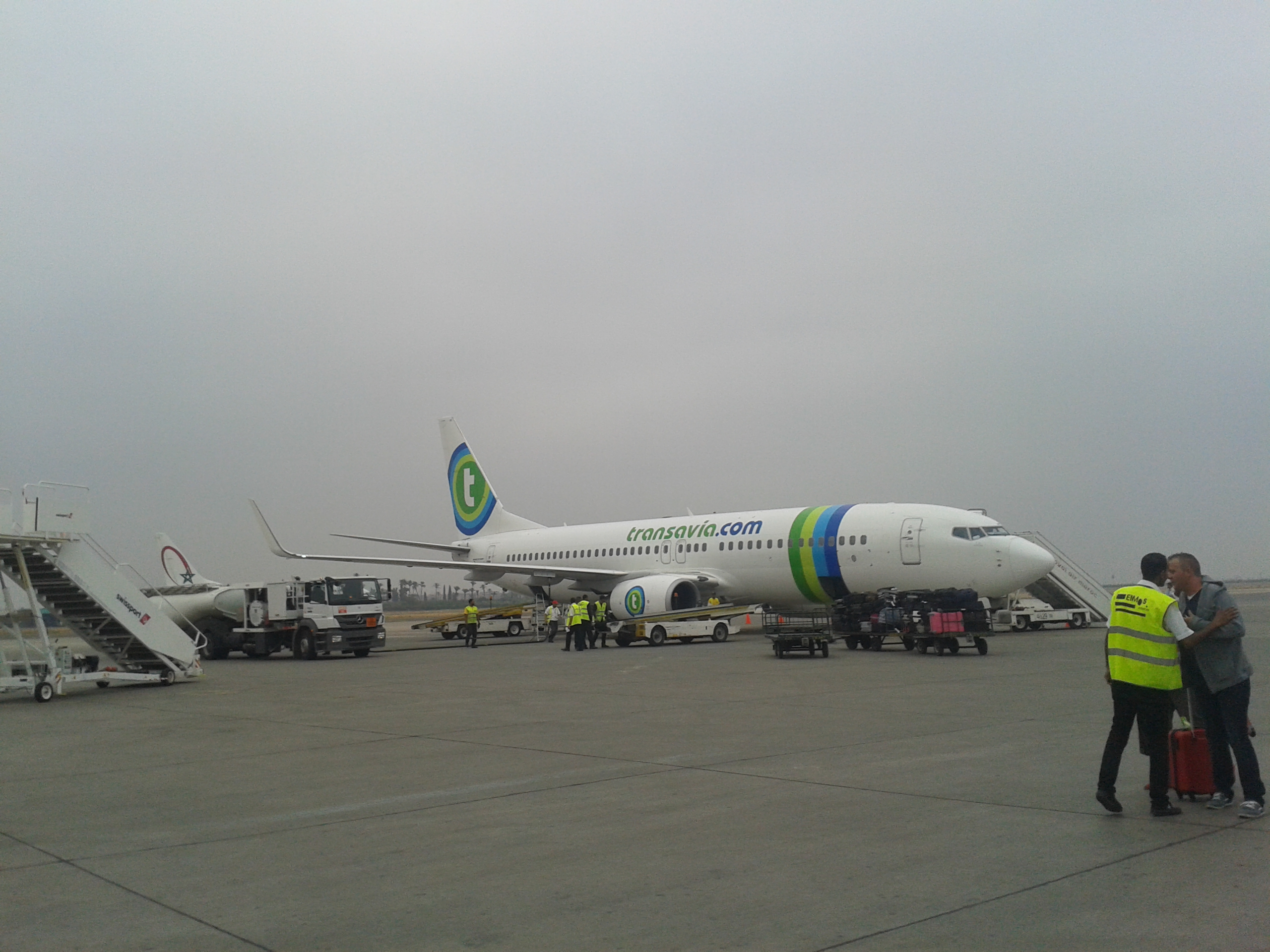 Avis sur le vol transavia france to3014 de paris orly for Compagnie aerienne americaine vol interieur